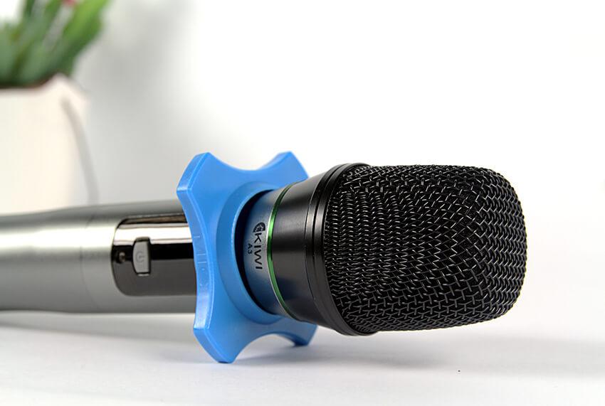 Tay cầm Micro Karaoke không dây Kiwi A3