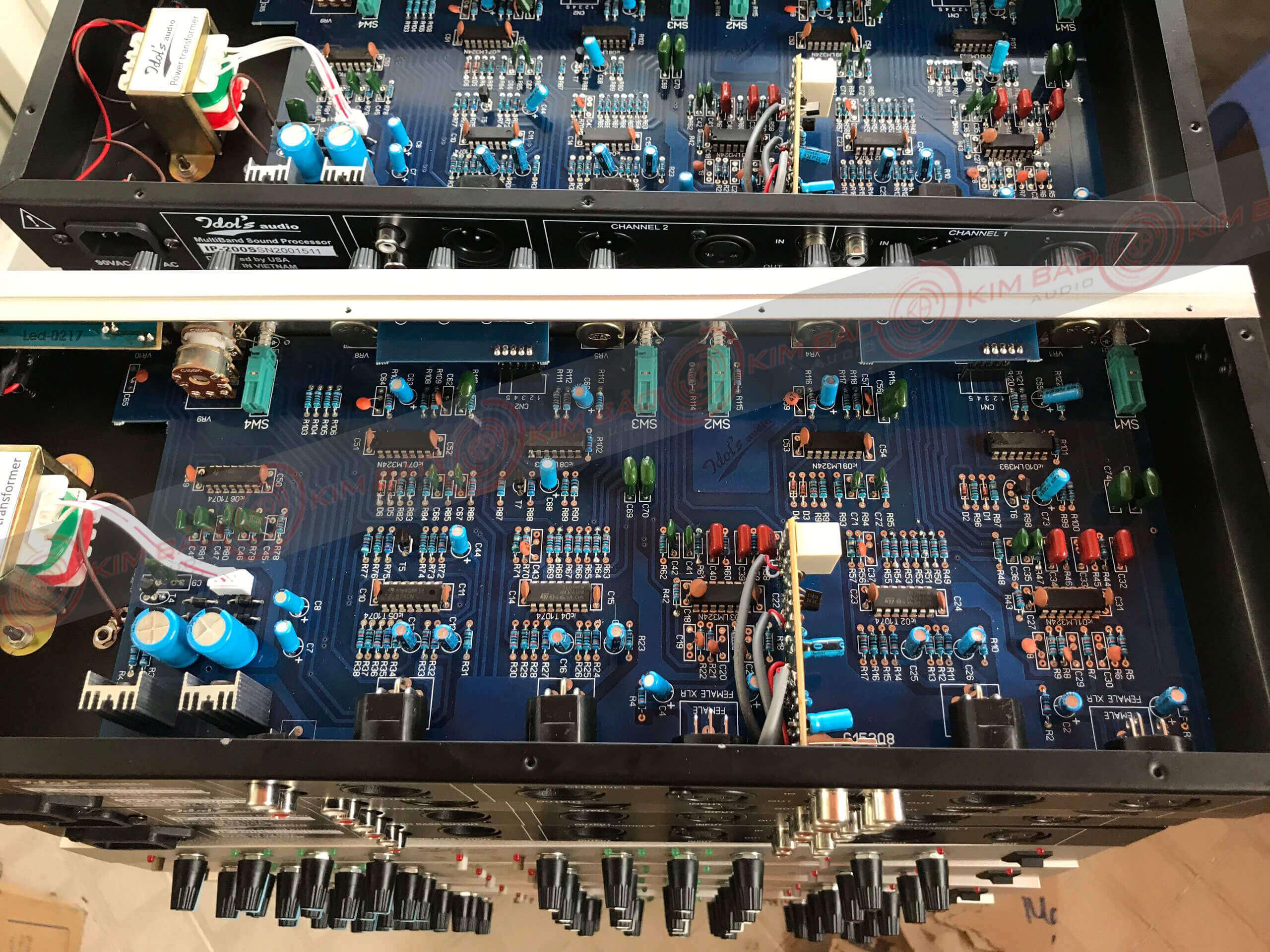 Máy nâng tiếng Idol IP 200S 2020