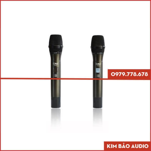 Micro không dây CAVS 2000SE (Tay cầm)