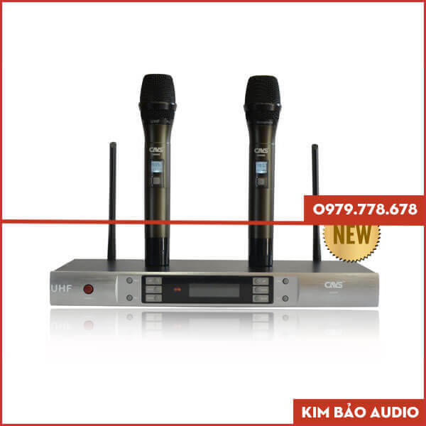 Micro không dây CAVS 2000SE
