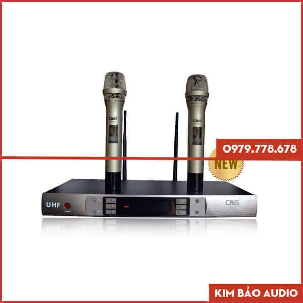 Micro không dây CAVS 2000SE II New