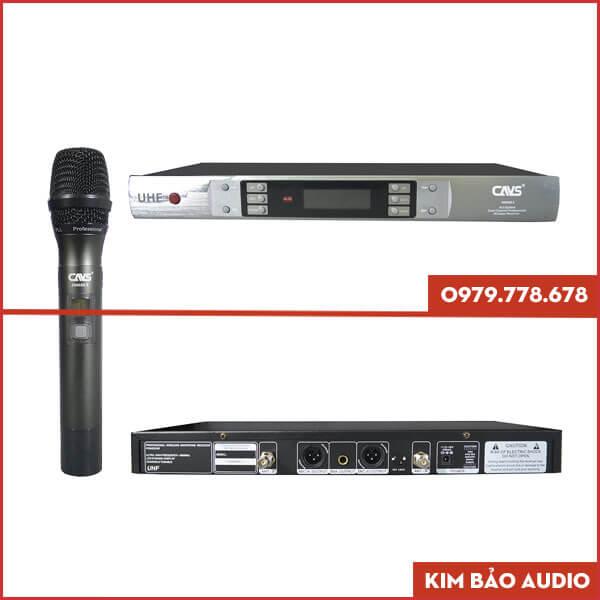 Micro không dây CAVS 2000SE II Giá tốt