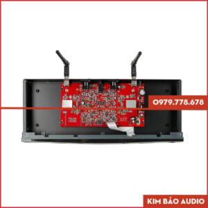 Micro không dây CAVS T8i - Bên trong