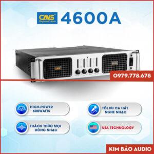 Cục đẩy công suất CAVS 4600A Giá Tốt