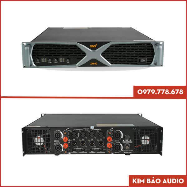 Cục đẩy công suất CAVS X4600