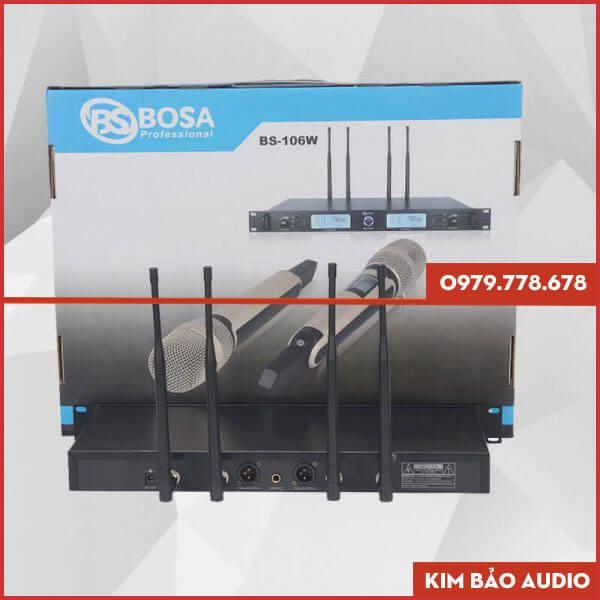 Micro Bosa BS 106W