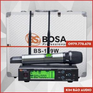 Micro Bosa BS 109W