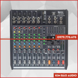 Mixer Bosa 802FX