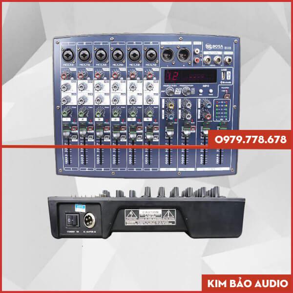 Mixer Bosa BX6
