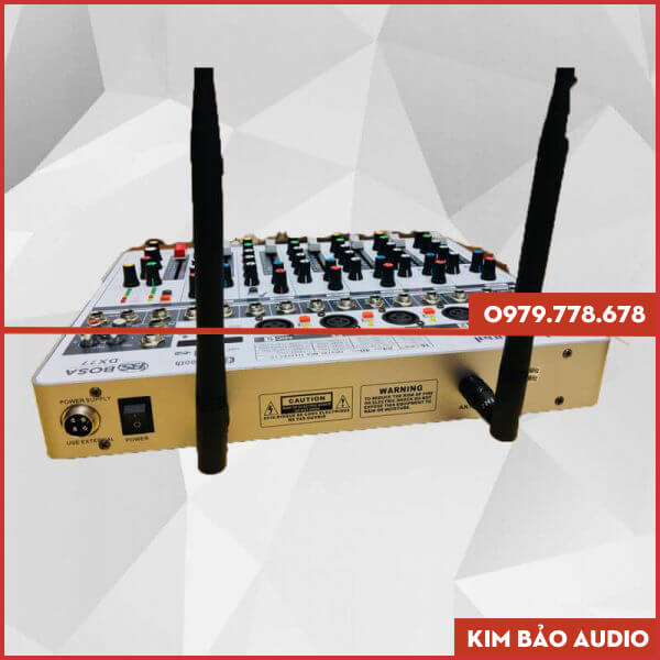 Mixer Bosa DX77 Chính Hãng Giá Tốt