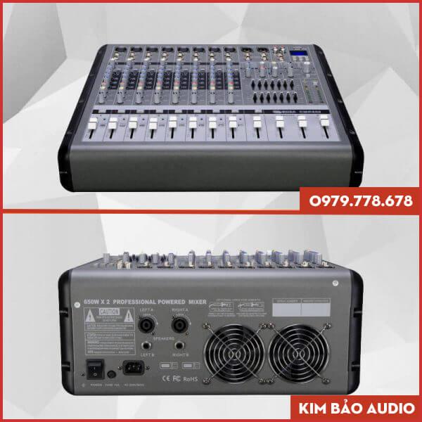 Mixer liền công suất Bosa PMR860 Giá Rẻ