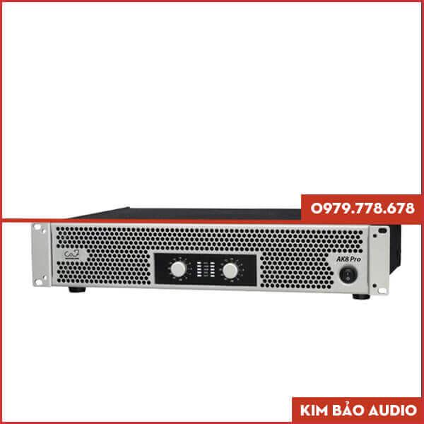 Cục đẩy công suất CAF AK8 Pro