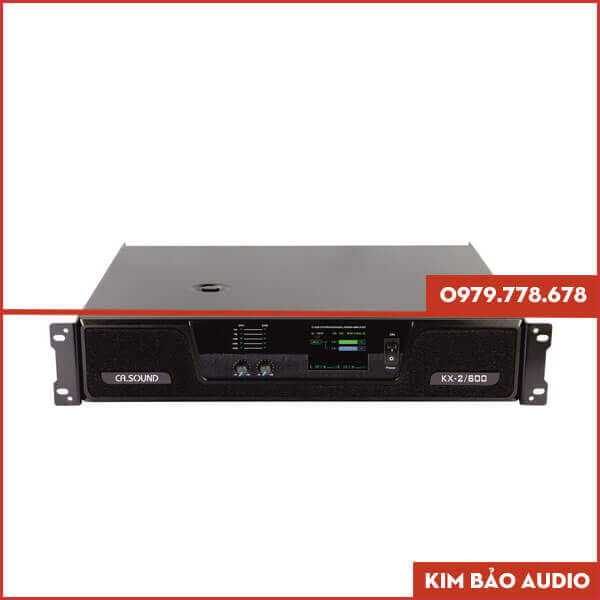 Cục đẩy CA Sound KX 2/600
