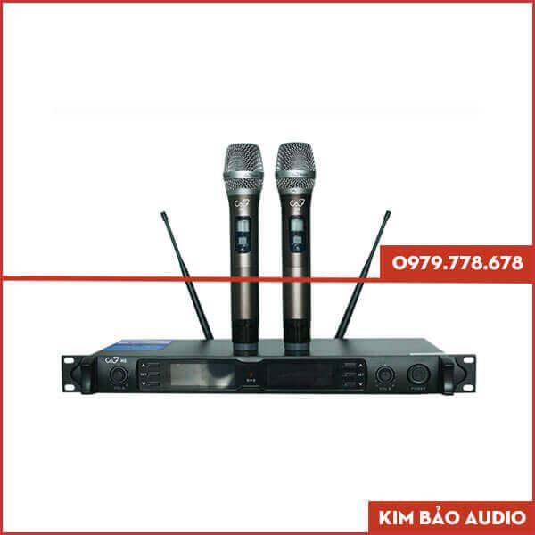 Micro không dây CAF H5