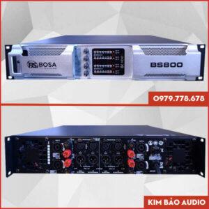Main 4 kênh Bosa BS800