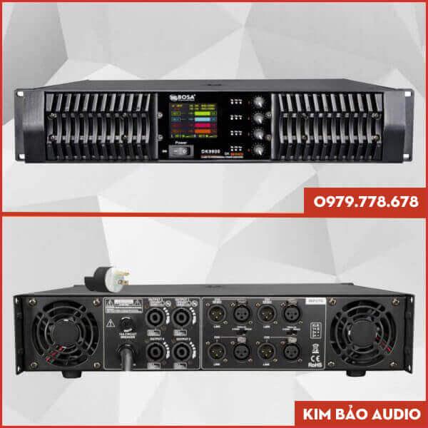 Main 4 kênh Bosa DK9900