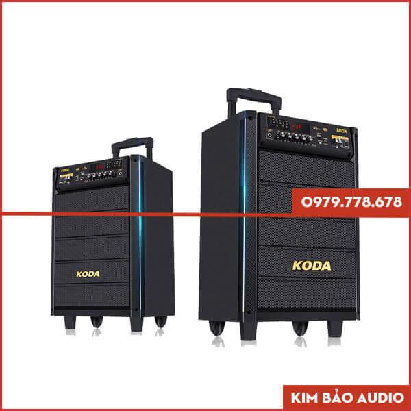 Loa kéo Karaoke Koda KD1208