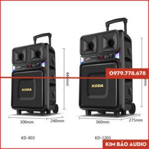 Loa kéo Koda KD1503 (Bass 40)