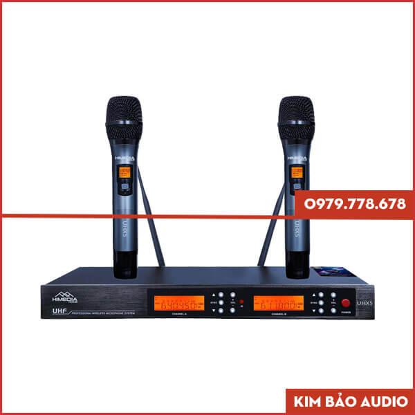 Micro không dây Himedia UHX5