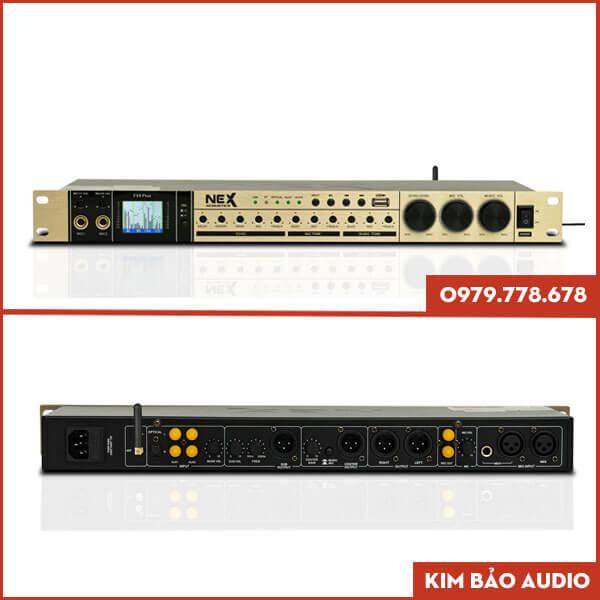 Vang cơ Nex Acoustic FX9 Plus Chính hãng