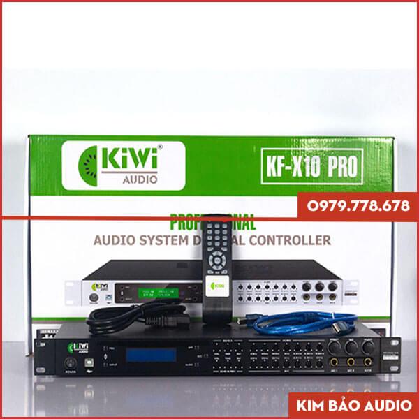 Vang số chỉnh cơ Kiwi X10 Pro