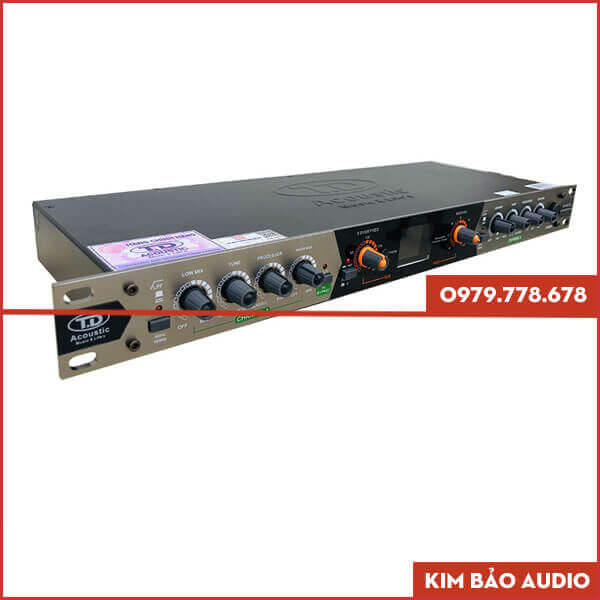 Máy nâng tiếng hát TD Acoustic CB800 Ultra