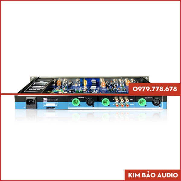 Máy nâng tiếng TD Acoustic CB800 Ultra Linh kiện
