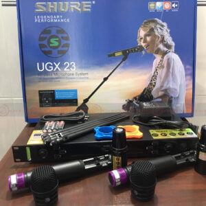 Micro không dây Shure UGX23