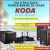 Bộ dàn Karaoke gia đình KD08