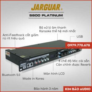Vang cơ Jarguar S800 Platinum Giá Rẻ