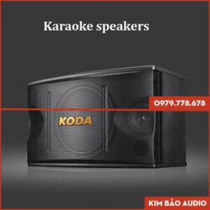 Loa Karaoke Koda KT 310II Chính Hãng