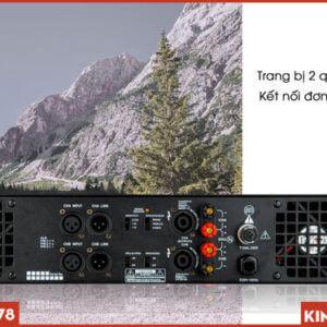 Main công suất AM DH600