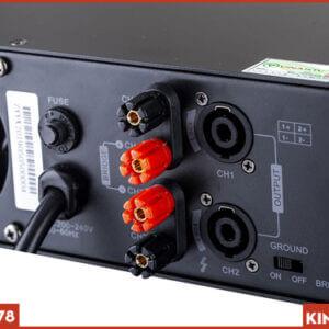 Cục đẩy AM DK500 Pro