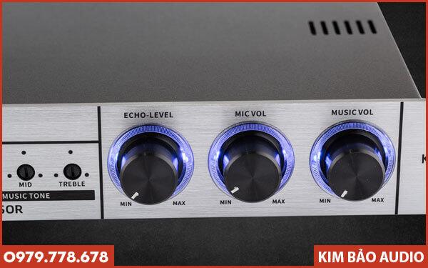 Vang cơ AM K8200 - Hiện đại và sang trọng