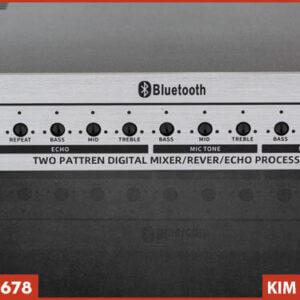 Vang cơ AM K8200 - Vang cơ kết nối Bluetooth