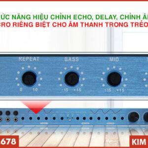 Vang cơ AM K890A - Điều chỉnh dễ dàng