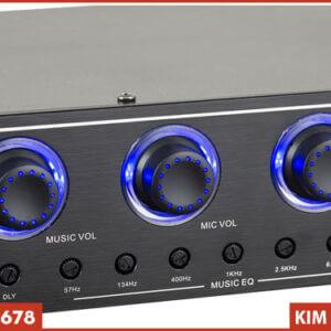 Vang cơ liền số AM K8600 Chính hãng