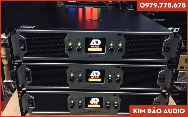 Main công suất 4 kênh ADmax AD 4.9Pro