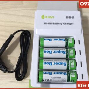 Bộ sạc pin cho micro Kiwi MH04