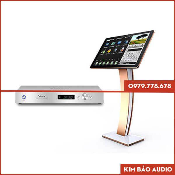 Đầu Karaoke Việt KTV HD Plus 4TB + Màn hình cảm ứng