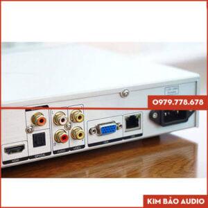 Đầu Karaoke Việt KTV HD Plus 4TB Cổng kết nối