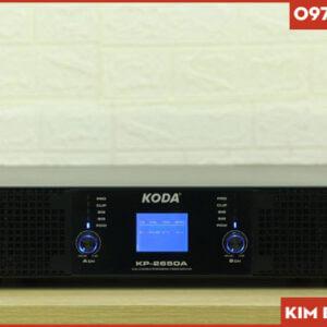 Cục đẩy Koda KP2650A