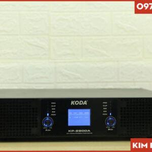 Main công suất Koda KP2800A