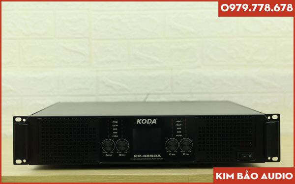 Cục đẩy công suất Koda KP4850A