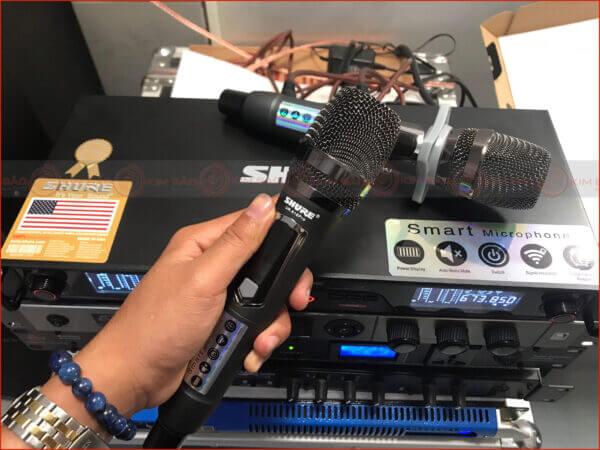 Micro không dây Shure UR 616 Pro