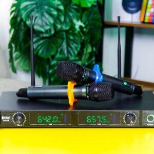 Micro không dây Kiwi A3 Plus