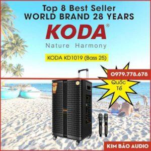 Loa kéo Koda KD1019