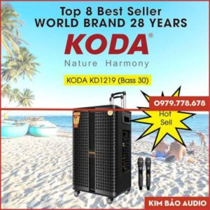 Loa kéo Koda KD1219