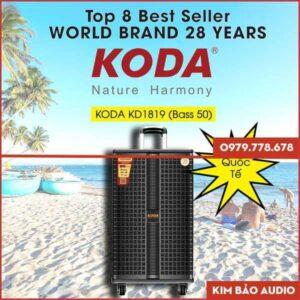 Loa kéo Koda KD1819