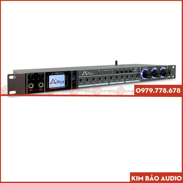 Vang cơ Aplus A1000 PluS - Vang cơ Karaoke